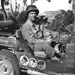 US Army Corporal P. Janesk in Sicily 3 Sep 1943